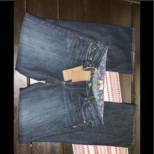 NWT paige boot cut jeans size 31